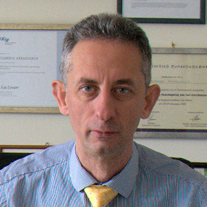 Dr. Ioannis Arkadianos